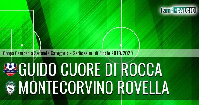 Guido Cuore Di Rocca - Montecorvino Rovella