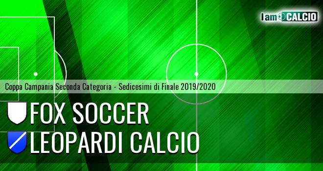 Fox Soccer - Leopardi Calcio