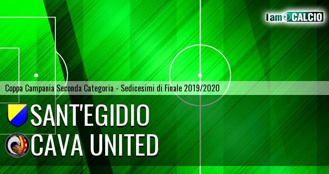 Sant'Egidio - Cava United