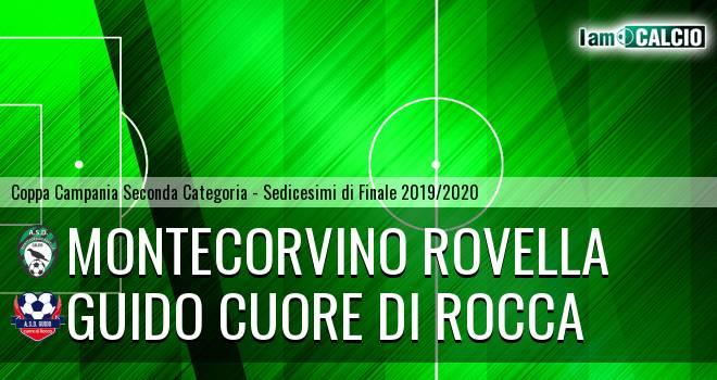 Montecorvino Rovella - Guido Cuore Di Rocca