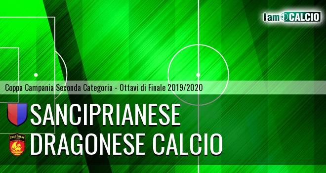 Sanciprianese - Dragonese Calcio