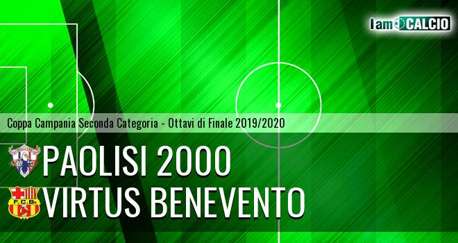 Paolisi 2000 - Virtus Benevento