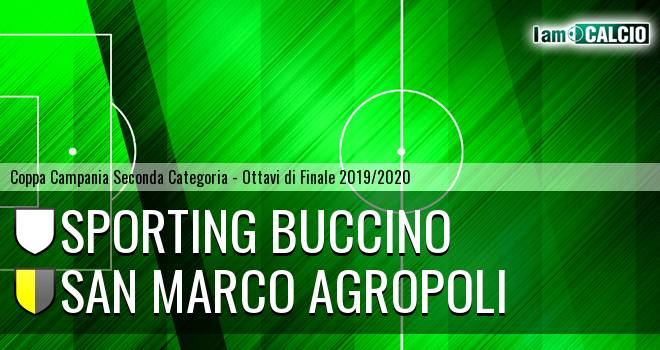 Sporting Buccino - San Marco Agropoli