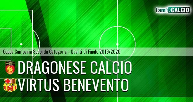 Dragonese Calcio - Virtus Benevento