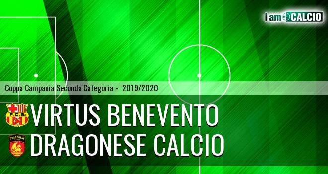 Virtus Benevento - Dragonese Calcio