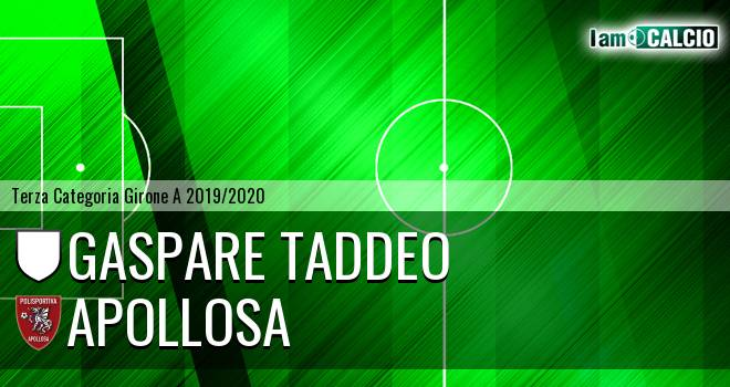 Gaspare Taddeo Cervinara - Apollosa