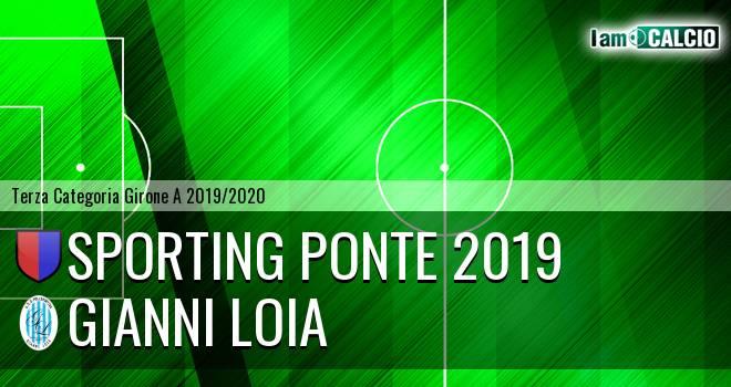 Sporting Ponte 2019 - Gianni Loia