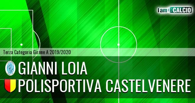Gianni Loia - Polisportiva Castelvenere