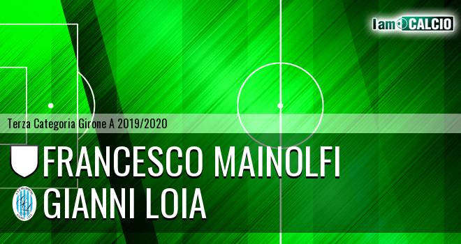 Francesco Mainolfi - Gianni Loia
