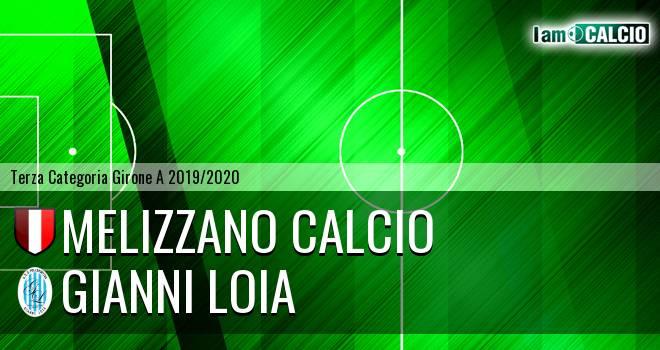 Melizzano Calcio - Gianni Loia