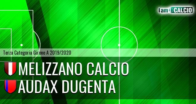 Melizzano Calcio - Audax Dugenta