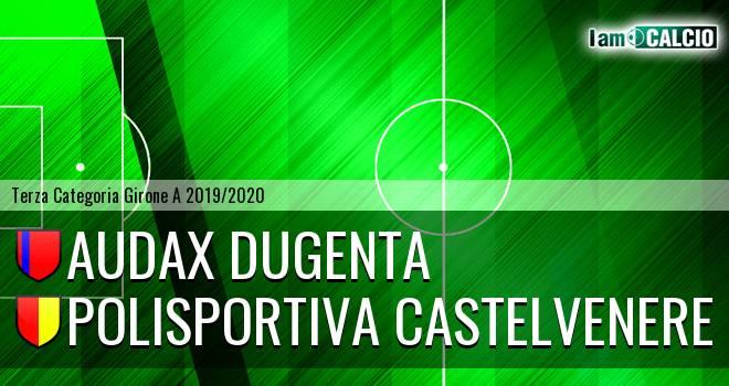 Audax Dugenta - Polisportiva Castelvenere