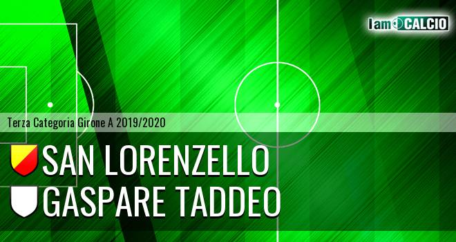San Lorenzello - Gaspare Taddeo Cervinara