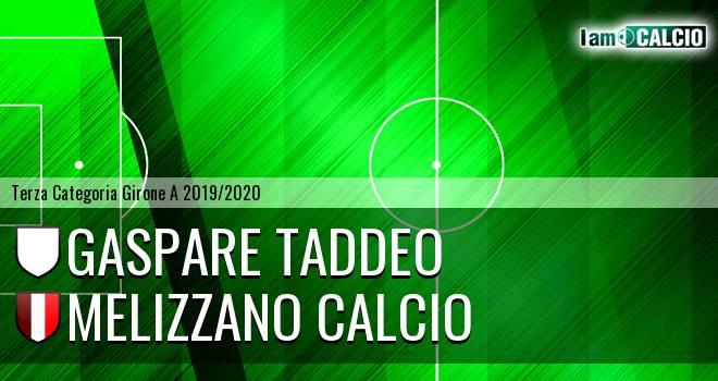 Gaspare Taddeo Cervinara - Melizzano Calcio