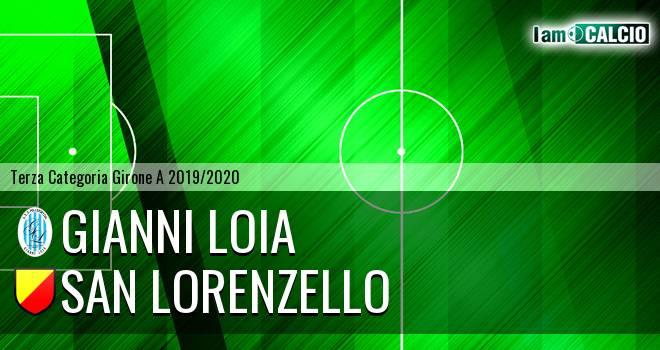 Gianni Loia - San Lorenzello