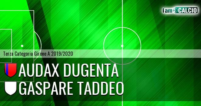 Audax Dugenta - Gaspare Taddeo Cervinara