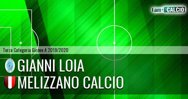 Gianni Loia - Melizzano Calcio