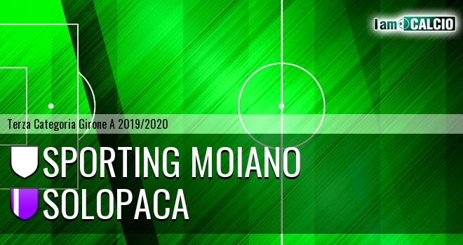 Sporting Moiano - Solopaca