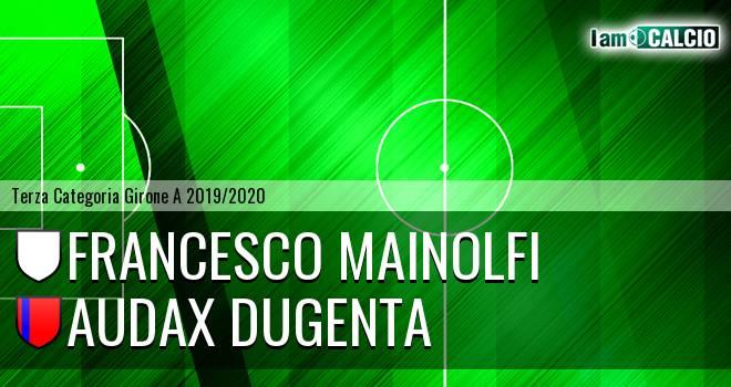 Francesco Mainolfi - Audax Dugenta