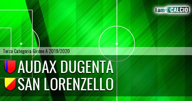 Audax Dugenta - San Lorenzello