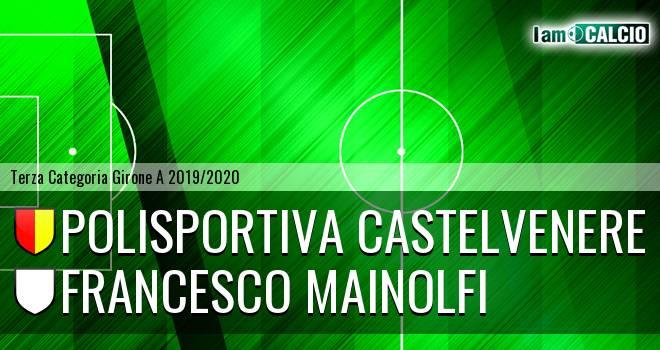 Polisportiva Castelvenere - Francesco Mainolfi