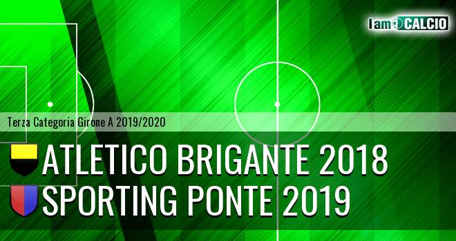 Atletico Brigante 2018 - Sporting Ponte 2019