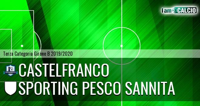 Castelfranco - Sporting Pesco Sannita