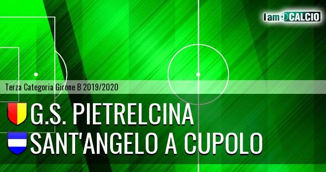 G.S. Pietrelcina - Sant'Angelo a Cupolo