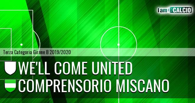 We'll Come United - Comprensorio Miscano