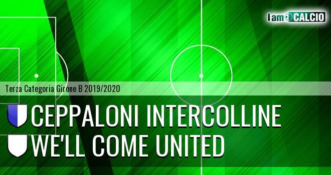 Ceppaloni Intercolline - We'll Come United