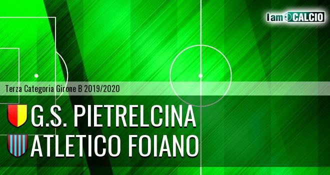 G.S. Pietrelcina - Atletico Foiano