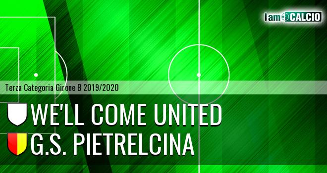 We'll Come United - G.S. Pietrelcina
