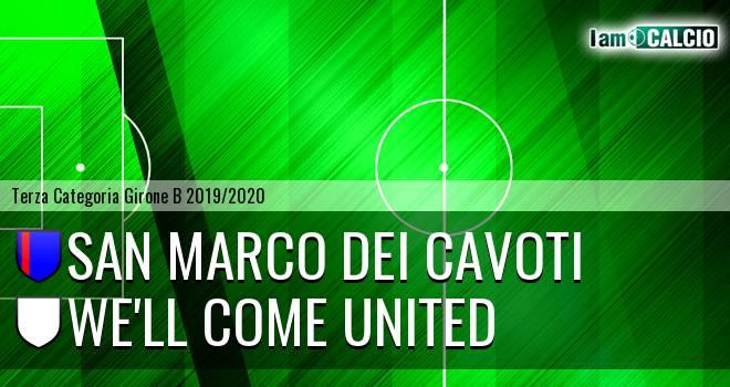 San Marco dei Cavoti - We'll Come United