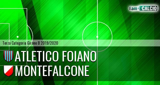 Atletico Foiano - Montefalcone