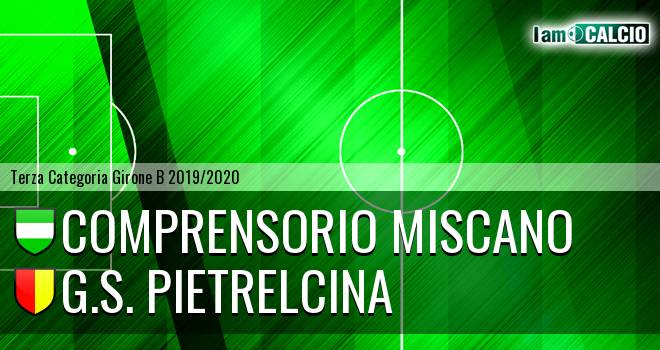 Comprensorio Miscano - G.S. Pietrelcina