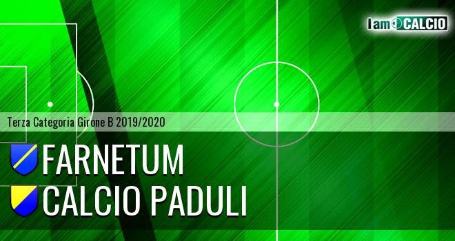 Farnetum - Calcio Paduli