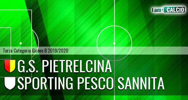 G.S. Pietrelcina - Sporting Pesco Sannita