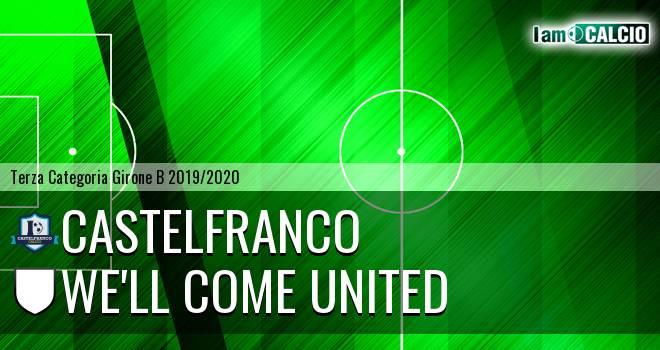 Castelfranco - We'll Come United
