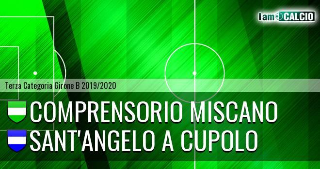 Comprensorio Miscano - Sant'Angelo a Cupolo
