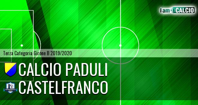 Calcio Paduli - Castelfranco