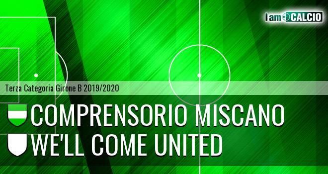Comprensorio Miscano - We'll Come United