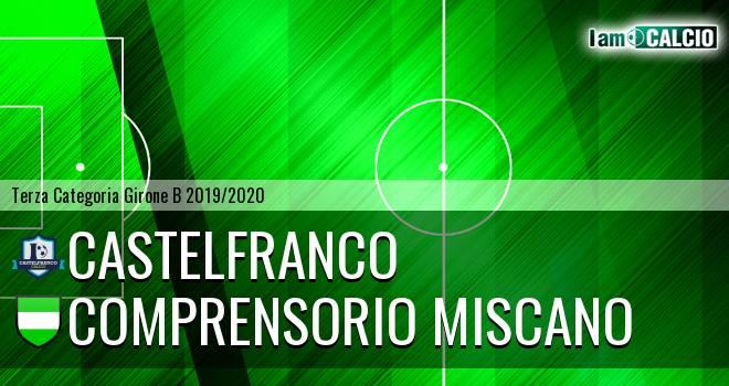 Castelfranco - Comprensorio Miscano