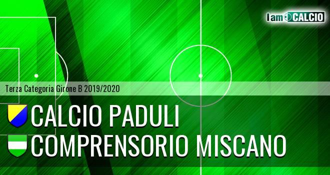 Calcio Paduli - Comprensorio Miscano