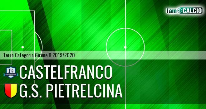 Castelfranco - G.S. Pietrelcina
