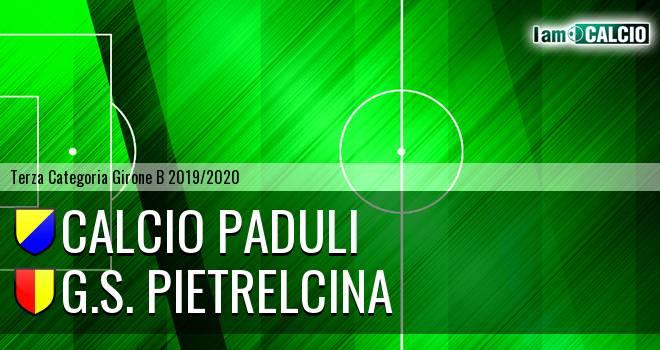 Calcio Paduli - G.S. Pietrelcina