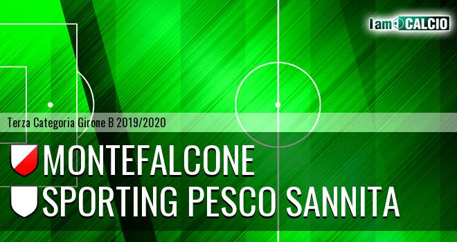 Montefalcone - Sporting Pesco Sannita
