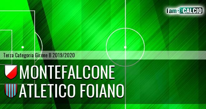 Montefalcone - Atletico Foiano
