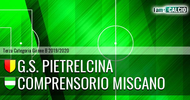 G.S. Pietrelcina - Comprensorio Miscano