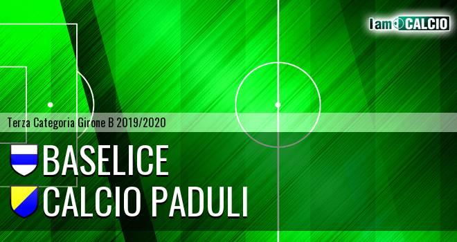 Baselice - Calcio Paduli