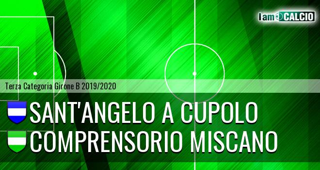 Sant'Angelo a Cupolo - Comprensorio Miscano
